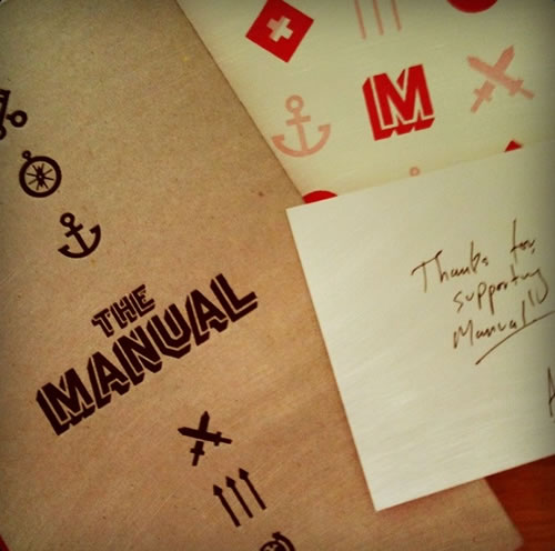 The Manual Issue 1