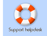 Green Hosting support helpdesk icon