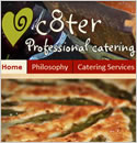 C8TER - professional catering using local and organic food
