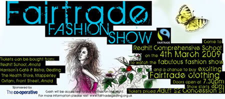Fair trade fashion show 48