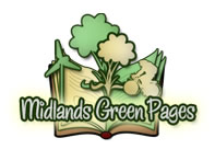 Midlands Green Pages logo