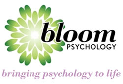 Bloom Psychology logo