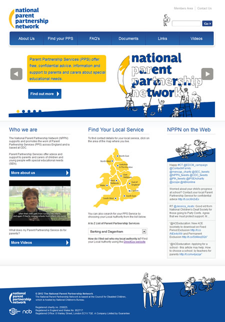 NPPN home page