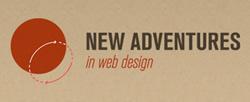 New Adventures in Web Design logo
