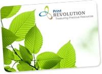 Print Revolution logo