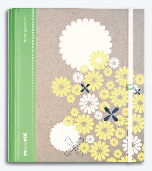 Daryl eco-friendly notepad by reecovid