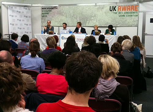 Seminar at UK Aware 2011