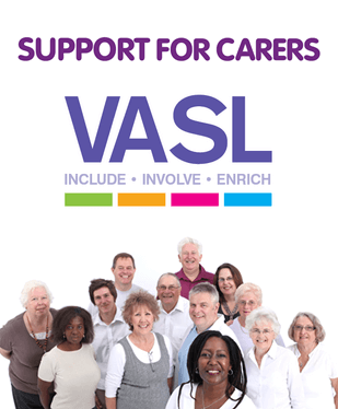 Support for Carers